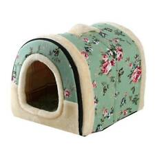 Cotton House Bed Pad Soft Winter Comfy Puppy Warm Sleeping Cat Nest Pet Dog DS