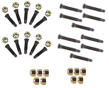 "5/8"" Wheel Stud and Lug Nut Kit with 10 Long Studs- FREE SHIPPING - IMCA USMTS"