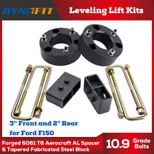"Dynofit 2004-2016 Ford F150 4WD 4X4 Full 3"" Front + 2"" Rear Leveling Lift Kit"