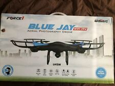Force1 Blue Jay Quadcopter Drone with Camera