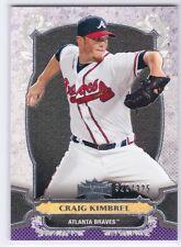2014 Topps Triple Threads Amethyst Parallel #53 Craig Kimbrel #322/325