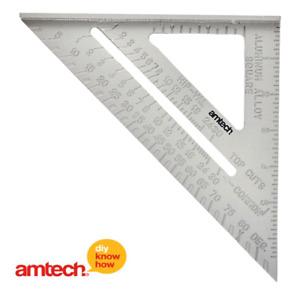 """Amtech 6"""" Aluminium Square (P3396)"""