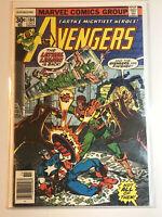 The Avengers #164 FN/VF 7.0 (Oct 1977, Marvel)