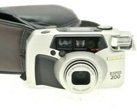Pentax Espio 200 Point & Shoot 35mm Compact Film Camera with 48-200mm Zoom Lens