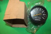 NEW GENUINE Honda 20-250Hp Tachometer Tacho Rev Gauge RPM 37250-ZV7-913