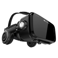 iDudu VR - Virtual Reality Headset with Stereo Headphone for iPhone & Android Sm