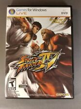 Capcom Street Fighter IV 4 (PC DVD) Windows UNTESTED