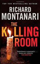 The Killing Room (Byrne and Balzano),Richard Montanari
