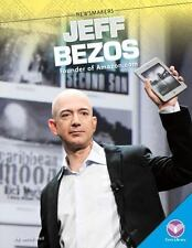 Jeff Bezos:: Founder of Amazon.com (Newsmakers)