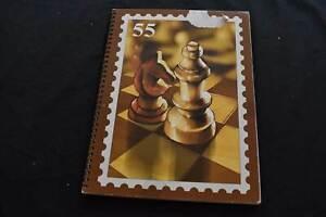 Chess Thematics in Stockbook, 99p Start, All Pictured