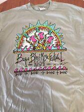 1997 Bayou And Blues Festival Tshirt, NY, Size XL