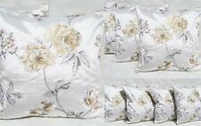 Embroidered Rose Decorative Cushions