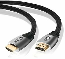 IBRA® 1.5M PLATINUM HDMI v2.0/1.4a  Cable HDTV 3D 1080P Full HD Lead 1.5 Metre