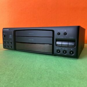 PIONEER TWIN TRAY CD PLAYER PD-P730T - Tested, working!