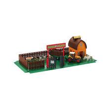 Kinderspielzeug Bauernhof Scheune Farm Stall Tiere Fahrzeuge Traktor für Kinder