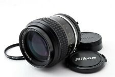 Near Mint+++ Nikon Nikkor-P Auto105mm F2.5 Non Ai MF Lens #559202