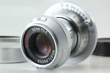 【MINT】 Cosina Voigtlander HELIAR 50mm f/3.5 101th Years Limited L39 from JAPAN