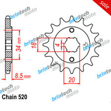 2010 For ATOMIK BLITZ 250 JT Front Sprocket OEM Pitch 15T - 15