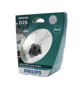 Genuine PHILIPS Xenon X-treme Vision Gen2 D2S 35W - Single HID Headlight Bulb