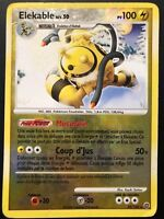 Carte Pokemon ELEKABLE 25/132 HOLO Reverse Diamant et Perle D&P FR