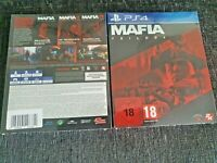 Mafia Trilogy Ps4/PlayStation 4 Definitive Edition Remastered Games New & Sealed