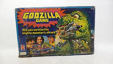 GODZILLA : GODZILLA GAME MADE BY MATTEL IN 1978 - INCOMPLETE (MLFP)