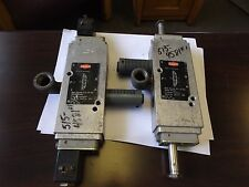 WHOLESALE LIQUIDATION HERION VALVE 26374 LOT OF 2