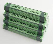 10 Packungen Green Tara Räucherstäbchen