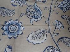 "Nina Campbell ""Kew Garden"" 4.9 metri di lino tessuto per tende NCF3762/03"
