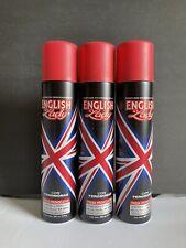 (3) ENGLISH LADY DESODORANTE
