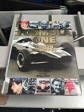 Fórmula Uno-Invisible archivos por Tim Hill F1-Grand Prix libro de tapa dura