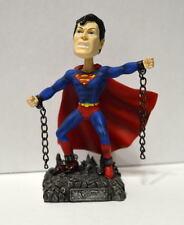 SUPERMAN BOBBLE HEAD Figure Monogram International 2004