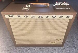 """Magnatone Panoramic Stereo - 2x10"""" 12+12-watt Tube Combo"""