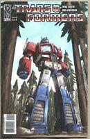 Transformers #6-2010 nm+ 9.6 IDW Andrew Wildman RI Variant cover