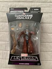 STAR-LORD Marvel Legends Guardians of the Galaxy Action Figure 6 Inch BAF Groot