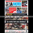LA VIE DE LA MOTO LVM N°703 ★ PEUGEOT 350 P135 ★ MOTO & CINEMA NORTON 500 T ICGP