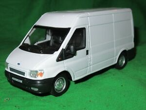 Hongwell Cararama Ford Transit White Van 1/43rd scale diecast VGC unboxed