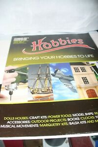 TWO HOBBIE'S HOBBY CATALOGUES