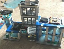 LEGO City Police Station (60047)- 100% Complete With Box And Books