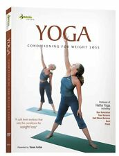 Yoga EXERCISE DVD - Yoga Conditioning For Weight Loss - Susan Fulton!
