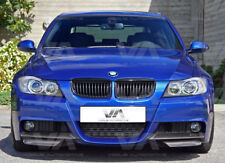 VA BMW 3 SERIES E90 E91 PRE LCI M SPORT BUMPER CORNER SPLITTERS