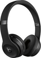 Beats Solo3 Solo 3 Wireless Headphones MX432LL/A Matte Black | 100% Authentic