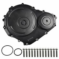 Black Aluminum Engine Clutch Case Cover Right Side Suzuki GSXR 600 750 08/09/10