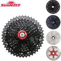 SunRace 8 9 10 11 Speed Road MTB Bike Cassette Freewheel Cogs Fit SHIMANO SRAM