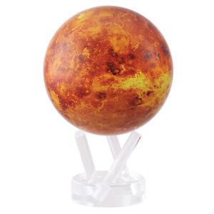 "Venus MOVA Globe 4.5"" Solar Power"