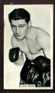 Tobacco Card,Ardath,PHOTOCARDS FILM ETC GROUP M Standard,1939,Eric Boon Boxing
