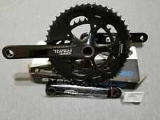 Stages SRAM Rival 50/34t 175mm Crankset w. Power Meter