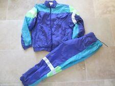 Survêtement ADIDAS Trefoil vintage 90's tracksuit oldschool nylon FRIREULLES XL