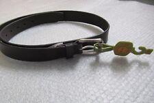 Timberland Men's Leather Black Belt size 40