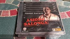 Joseph Estrada - Asiong Salonga - VCD - Pinoy Movies - Filipino Movies